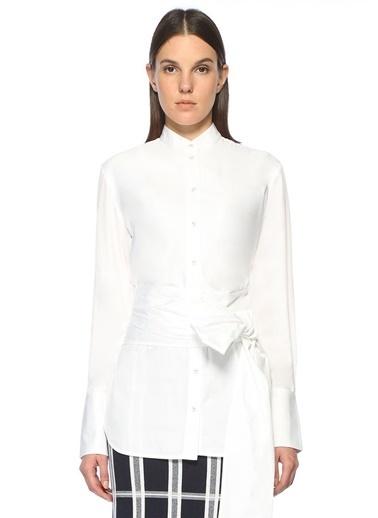 Kuşak Bağlamalı Gömlek-Victoria Victoria Beckham